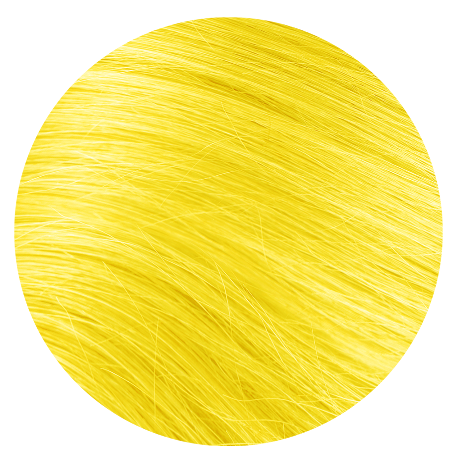 Yellow - Sach Hair Extensions Color Chart copy