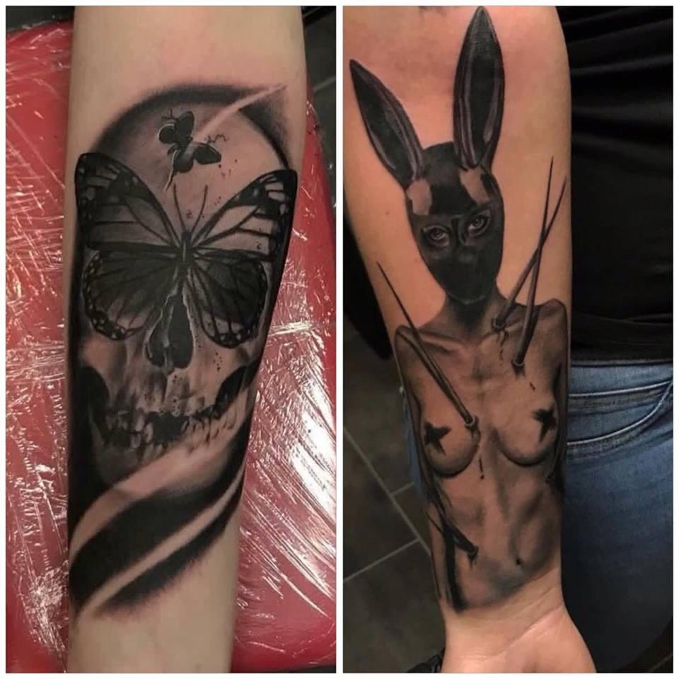 bra tatuerare helsingborg