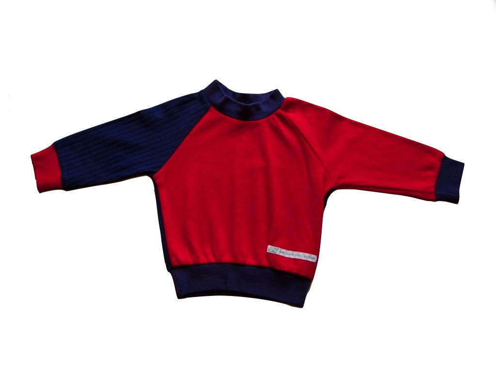 Blå & röd 001