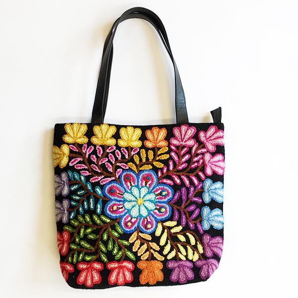 Hilosycolores, peru, ull, brodyr, fairtrade, fairmonkey, hantverk,  väska,  (8)