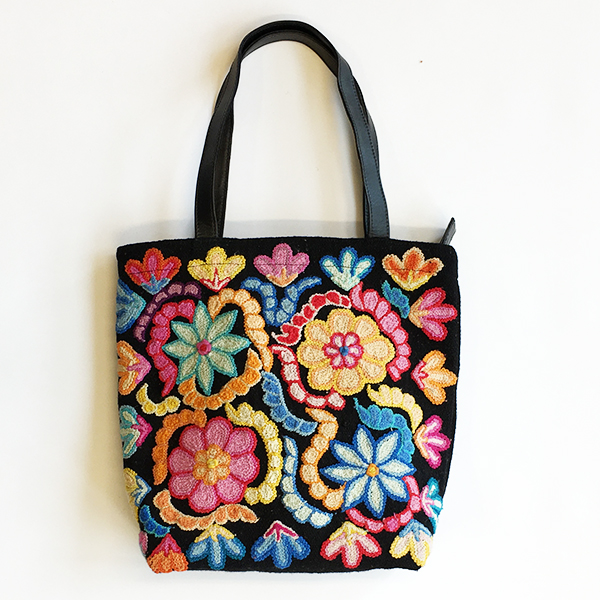 Hilosycolores, peru, ull, brodyr, fairtrade, fairmonkey, hantverk,  väska,  (3)