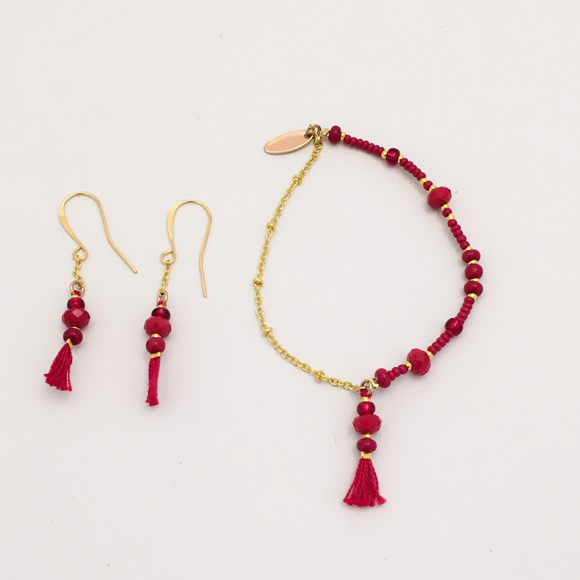 Juanplatero, örhänge, armband röd, minicharm, fairtrade, smycke, hantverk, guatemala, fairmonkey (14)