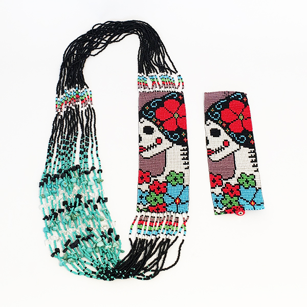 armband, halsband, Bettina, artesaniajuanita, fairmonkey, fairtrade, guatemala