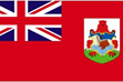 Bermuda car flag