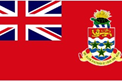 Cayman Islands car flag