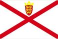 Jersey car flag