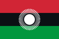 Malawi car flag