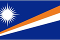 Marshall Islands car flag