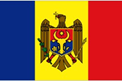 Moldova car flag