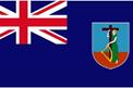 Montserrat car flag