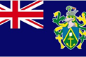 Pitcairn Islands car flag