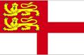 Sark car flag
