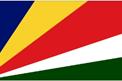 Seychelles car flag