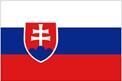 Slovakia car flag