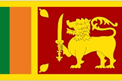 Sri Lanka car flag