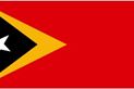 Timor-Leste car flag