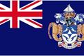 Tristan da Cunha car flag