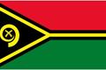 Vanuatu car flag