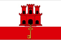 Gibraltar car flag