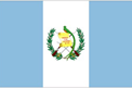 Guatemala car flag
