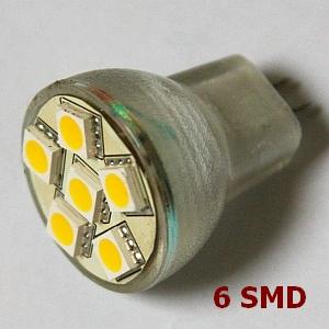 LED LAMPA MR 8 LED smd