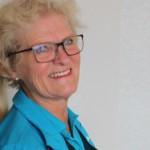 Anna-Stina Blomqvist, företagssjuksköterska