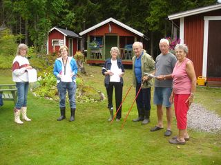 Gun-Britt, Marianne, Ingegärd, Nils, Erik, Viola