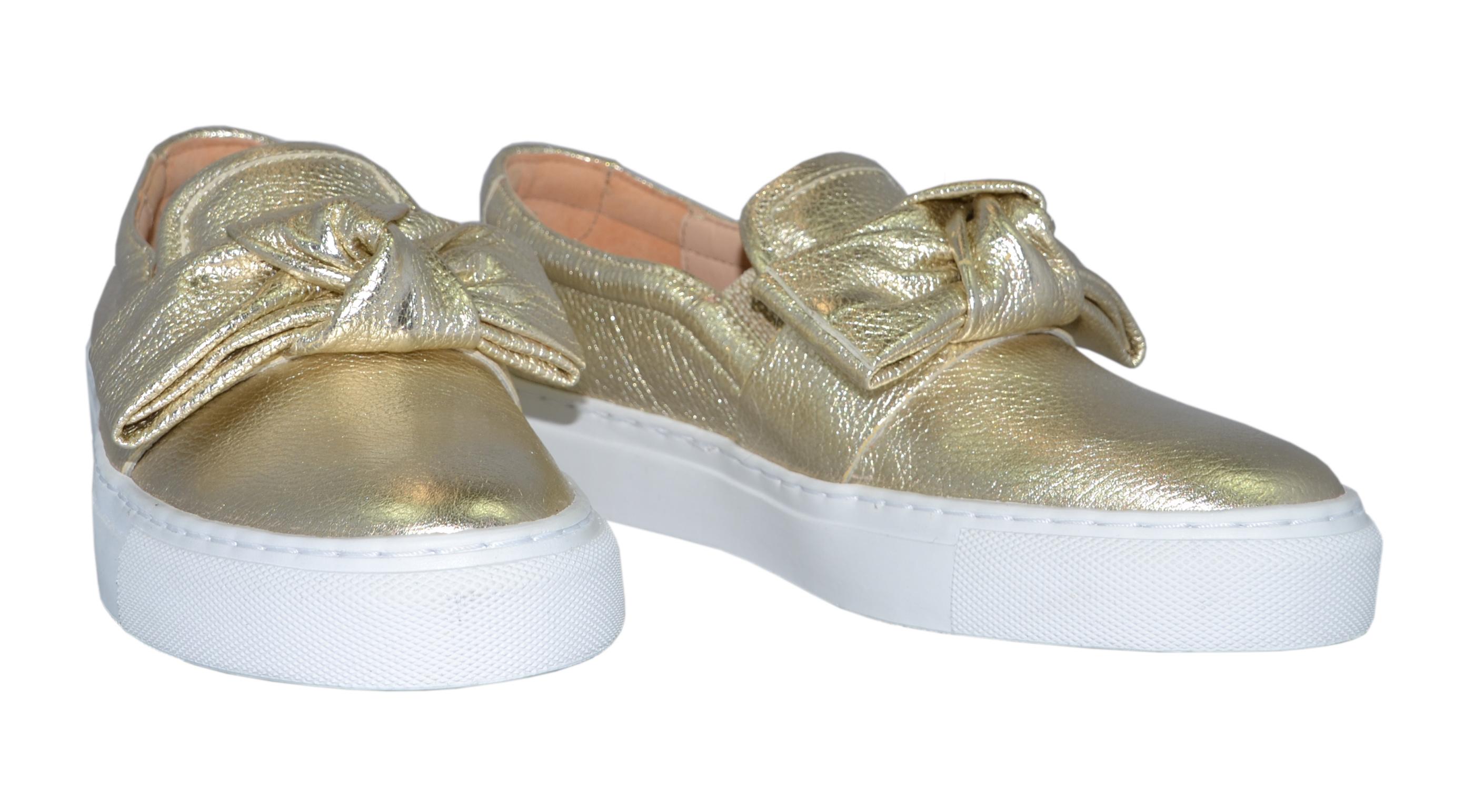 billibi-guld-sneaker-rosett-cometariometal-2