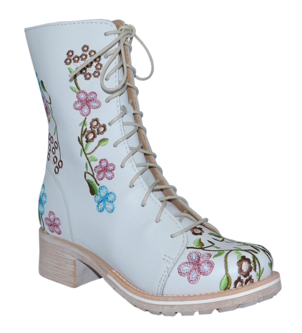 brako-military-8403-vit-blommor-ekologiskt
