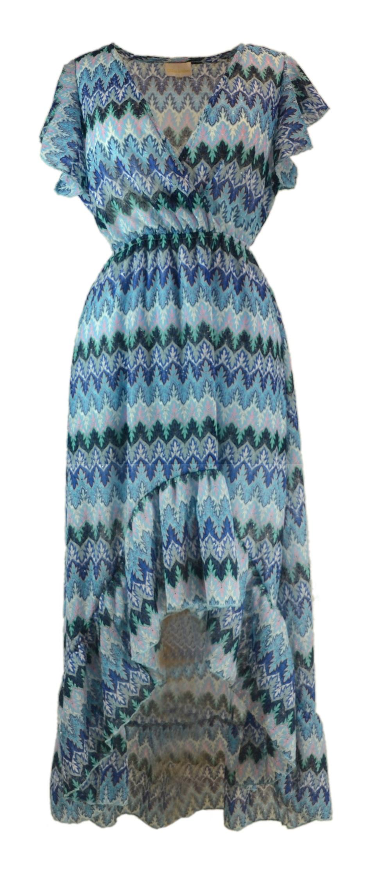 chicalondon-hanna-volangklänning-M4202