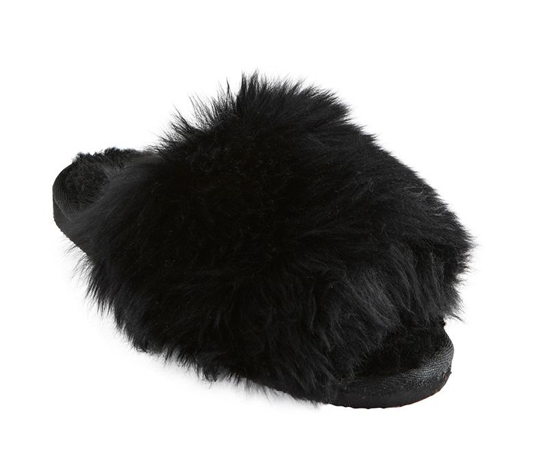 shepherd-tessan-fårskinntoffla-svart
