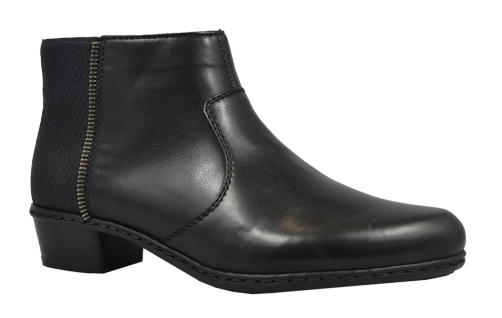 rieker-boots-varmfoder-lågklack