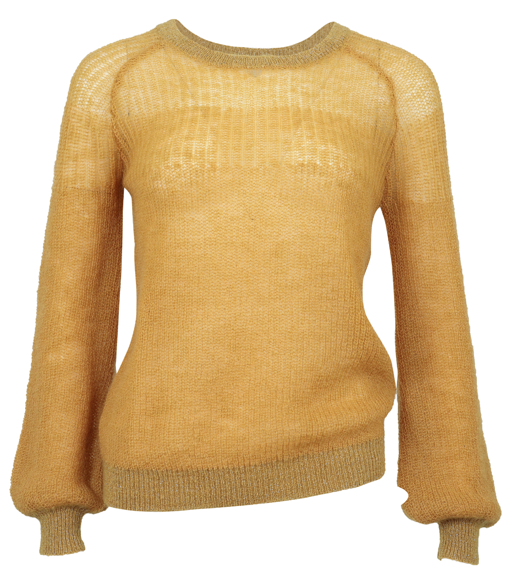 Haji Knit Yellow 1