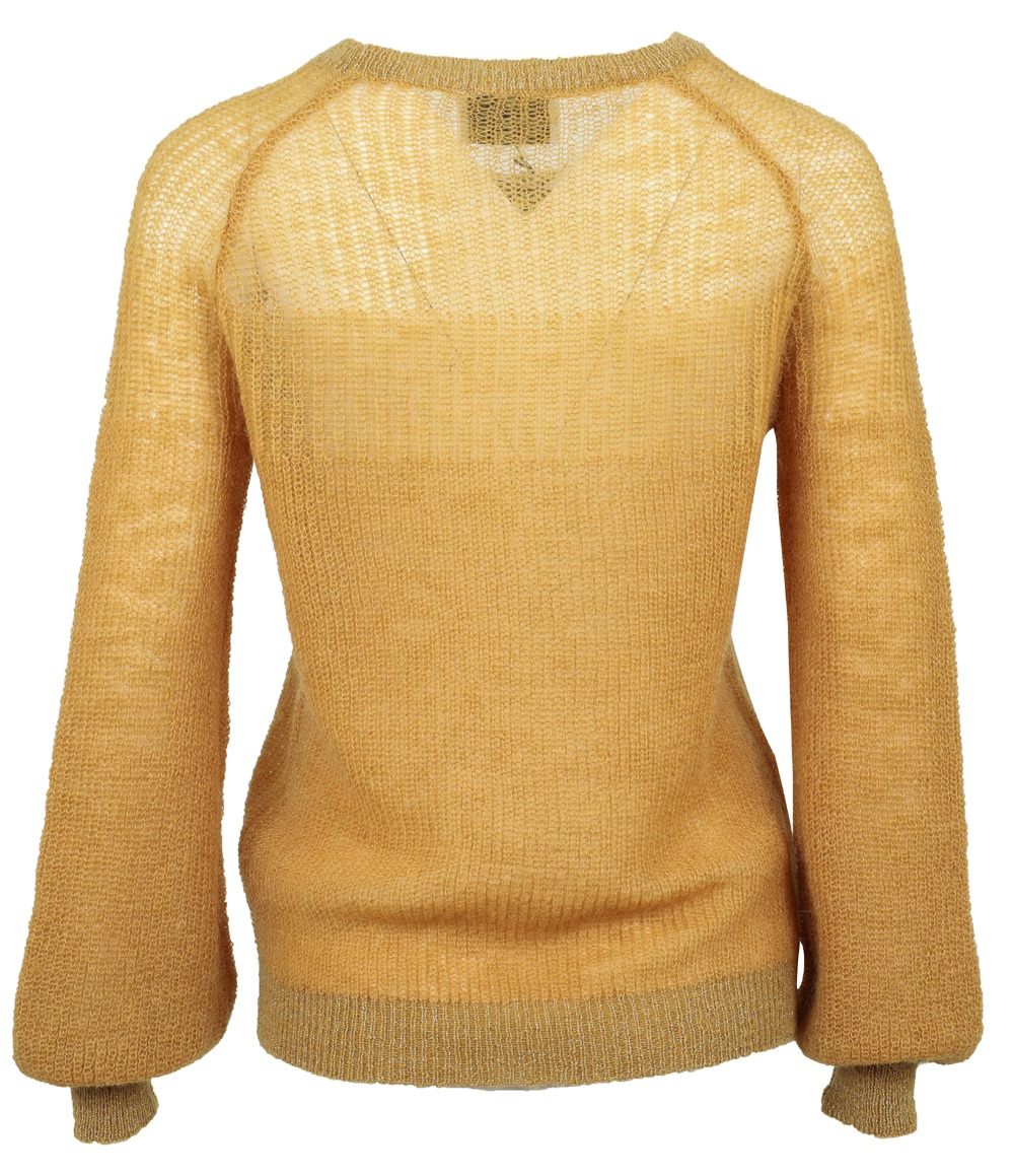 Haji Knit Yellow 2