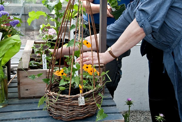 "Photo: ""Vägen Ut! 'Social enterprises for a sustainable world' creates job opportunities for people standing outside the regular labor market."""