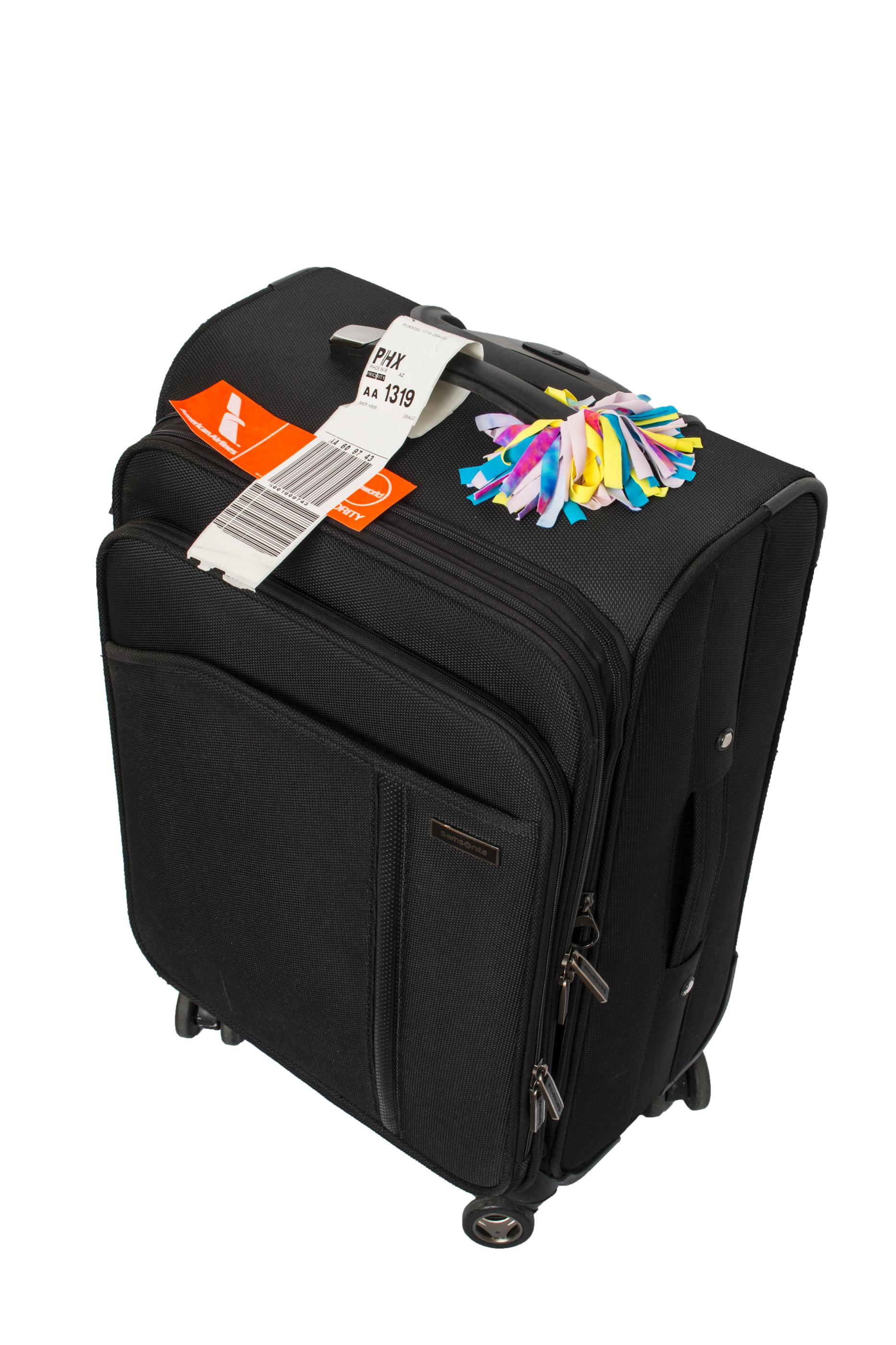 Din väska syns!
