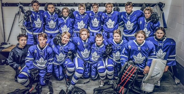 Pro Hockey Sweden U15 Elit 2018