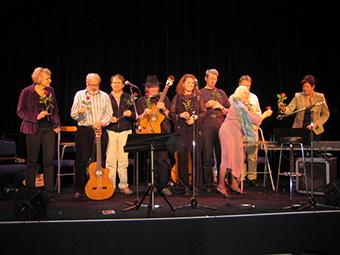 Visans dag i Norden firas varje år med en konsert i anslutning till Evert Taubes födelsedag den 12 mars.