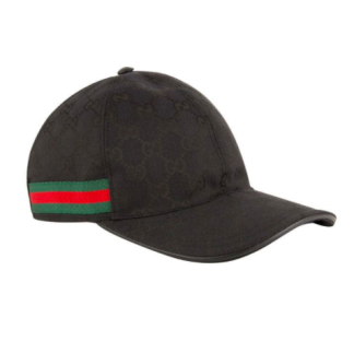 Gucci Cap - Black
