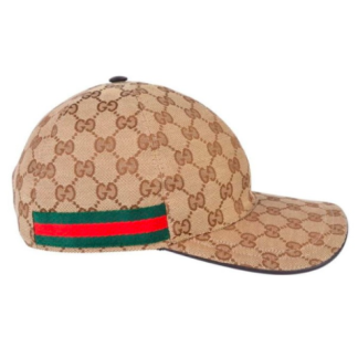 Gucci Cap - Brown