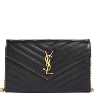 YSL BAG BLACK