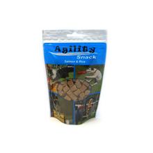 Agility Snack Lax och Ris