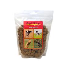 Agility Snack Ox och Ris