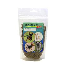 Agility Snack Mini Anka och Ris