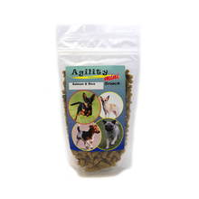 Agility Snack Mini Lax och Ris