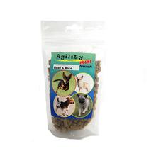 Agility Snack Mini Ox och Ris