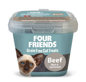 Cat Treats Beef