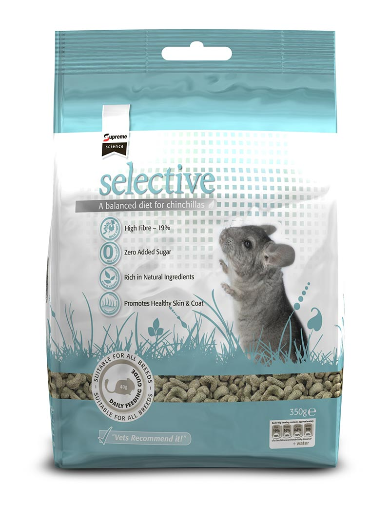 Selective-chinchilla-350g