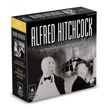 Pussel - Alfred Hitchcock -