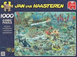 Jan van Haasteren - Deep Sea Fun -
